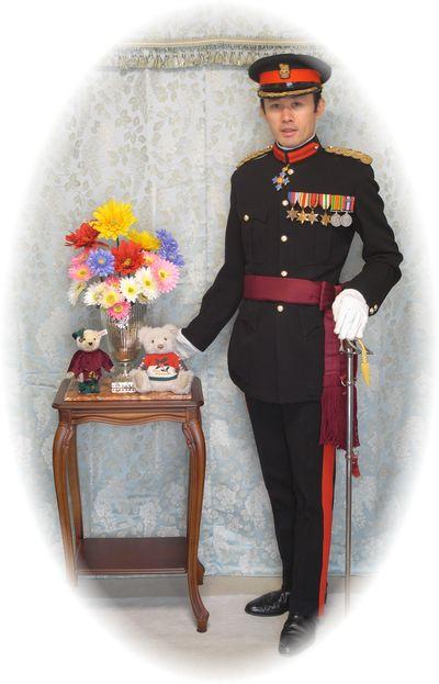 軍服 軍装 コスプレ イギリス陸軍参謀将校 British Staff Colonel